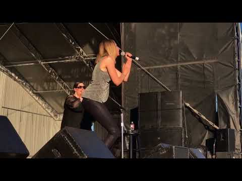 "WILSON PHILLIPS "" CALIFORNIA DREAMIN "" CHEVY STAGE STATE FAIR OF TX DALLAS"