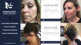 Reversing Eosinophilic Esophagitis, Autoimmune Alopecia, Skin Breakouts