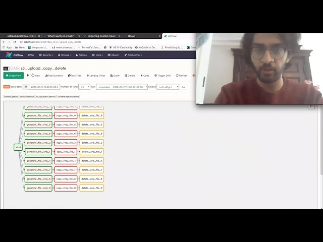 Locally Optimistic Tool Talk - Airflow for Beginners with Astronomer.io
