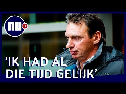 Holleeder reageert op levenslange gevangenisstraf | NU.nl
