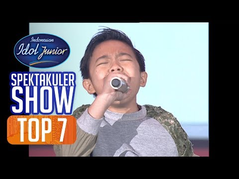 DEVEN - PRICE TAG (Jessie J Ft. B.O.B) - TOP 7 - Indonesian Idol Junior 2018
