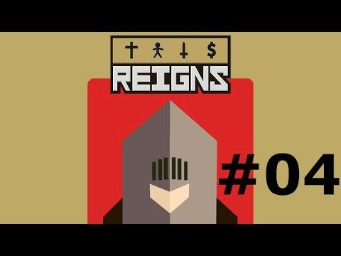 Reigns #04 - La Crypte du désespoir  