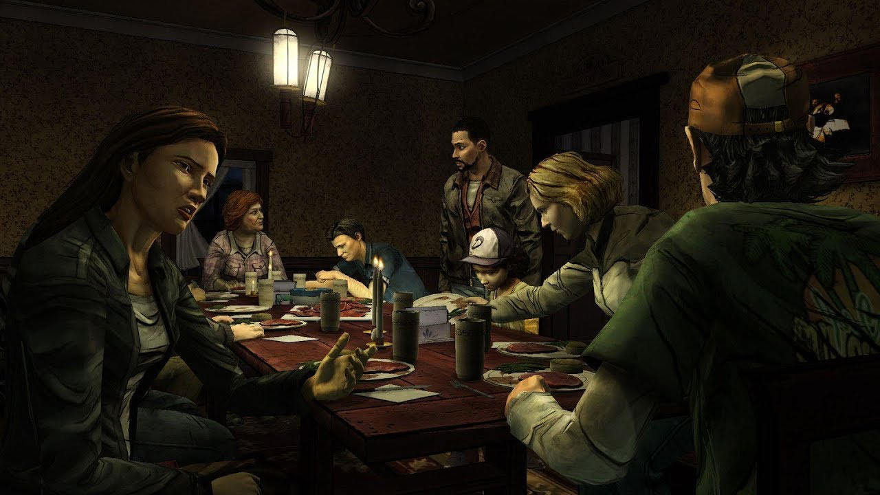 Image result for walking dead telltale cannibals