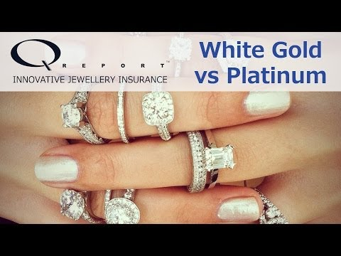 White Gold Vs Platinum Engagement Rings Made Simple