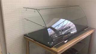 видео Тепловые витрины для выпечки