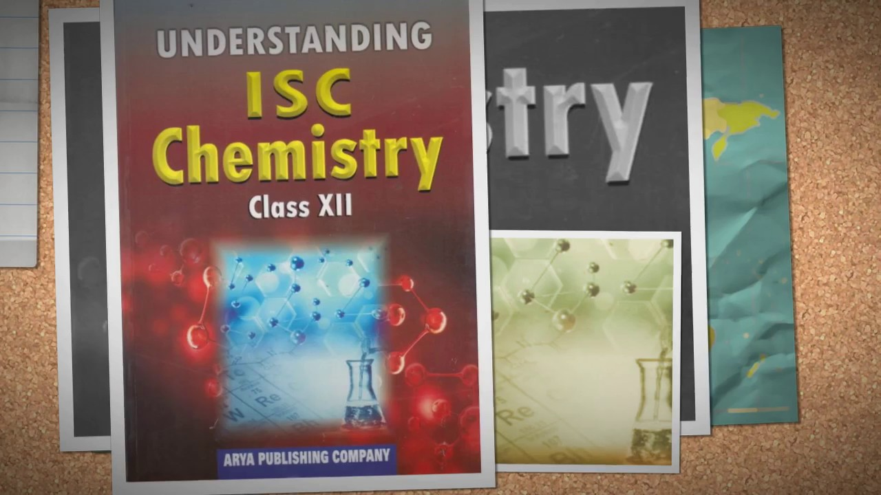 Best books for ISC Chemistry