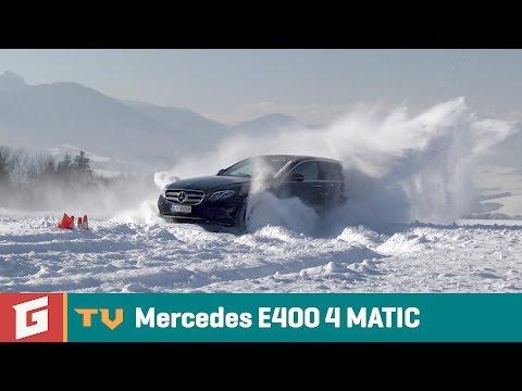 MERCEDES BENZ E400 - GARAZ.TV - RASTO CHVALA