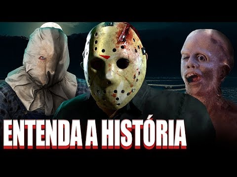 Saga Sexta-Feira 13    Cronologia e História de Jason Voorhees    PT. 1