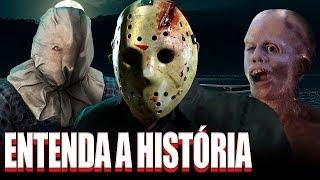 Saga Sexta-Feira 13 |  Cronologia e História de Jason Voorhees |  PT. 1