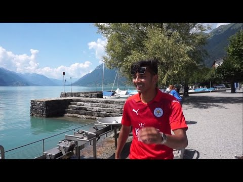Our Europe Adventure - Switzerland 2016