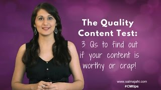 What is Valuable Content and How Can You Create It?