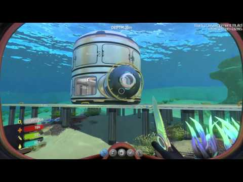 FP's Subnautica Adventure Part #28 (Solar Panels!!!!)