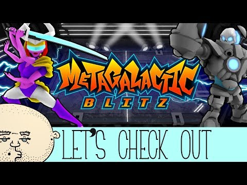 Let's Check out: Megagalactic Blitz [Patches O'Houlihan]