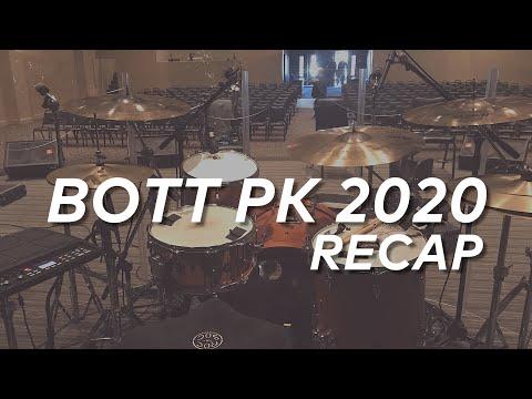 BOTT PK 2020 RECAP // Drum Cam