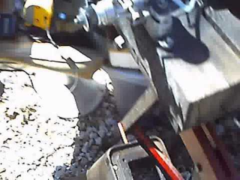 Webra 10CC RC airplane engine