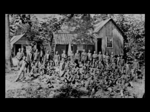 Johnny Cash Battle Hymn of the Republic. The civil War.