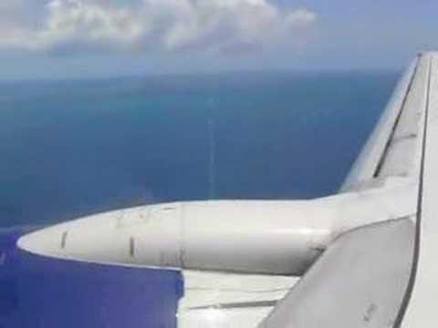Delta 211 Bermuda Arrival