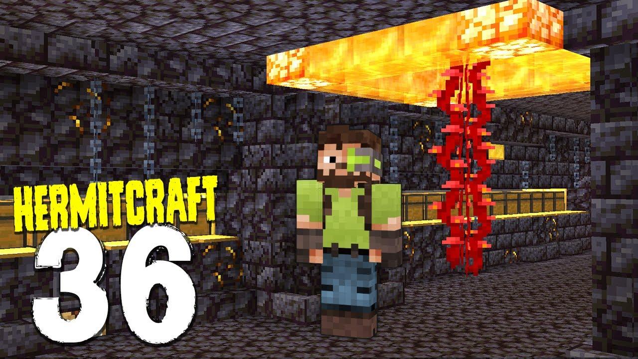 HermitCraft 7: 36 | NETHER BASE BEGINS