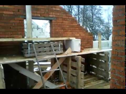 Дом из пеноблока своими руками отчет фото 340