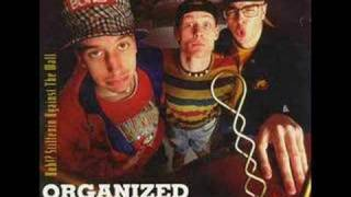 Organized Rhyme - Head For The Border
