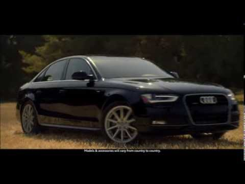 Audi A4 2014 Advertising Commercial Test Drive Intro Werbung
