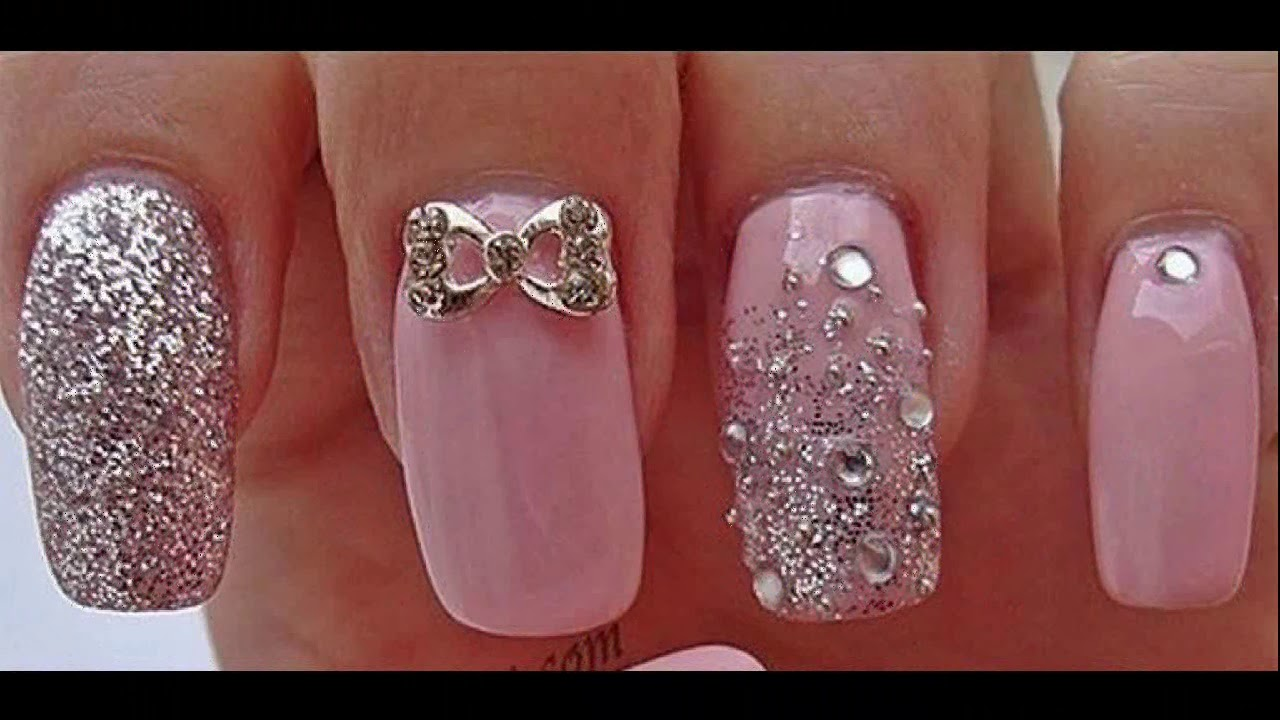 Hello Kitty Uñas Decoradas Ideas Faciles Y Bonitas Youtube