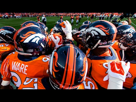 Denver Broncos Defense Highlights 2016|| HD||