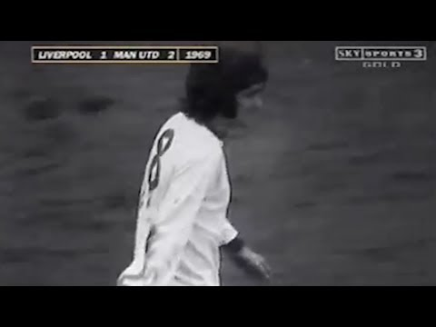 George Best vs Liverpool (A) (13/12/1969)