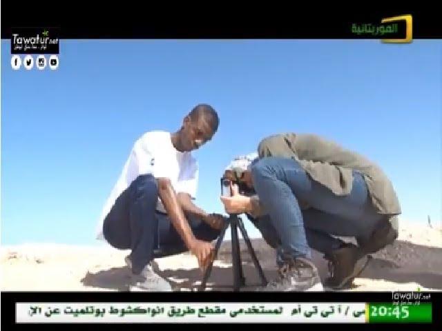 حمزة عبد العزيز يفوز بالمرتبة الثانية في سباق الدراجات رباعيات العجلات برالي باجا الموريتاني