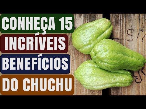 Chuchu e seus Benefícios