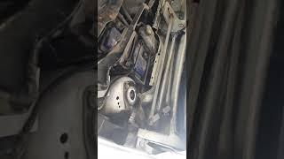 Ford kuga замена передних стоек пружин и опорных подшипников