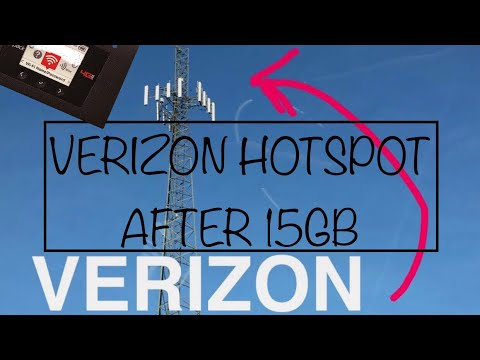Verizon Unlimited Hotspot Data Past 15GB - What To Expect