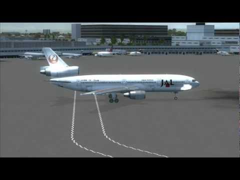 JAL DC-10 Aborted Take Off Honolulu