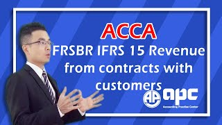 acca ifrs 15 revenue from contracts with customers