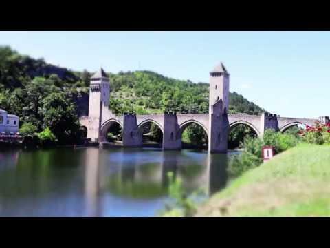 Tilt Shift Périgord, France | Canon 80D | Virtual Trip