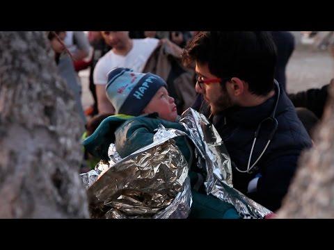 "Volunteers of Lesbos   ""Gülsha folgt dir"" bei den Flüchtlingen"