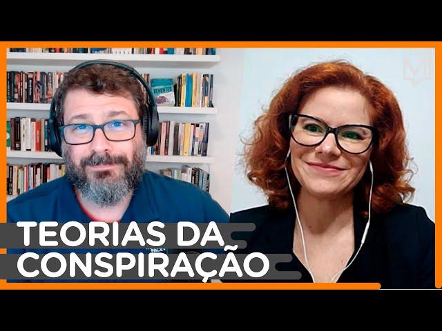 Conversas: Isabela Kalil explica como as teorias da conspiração guiam o governo Bolsonaro