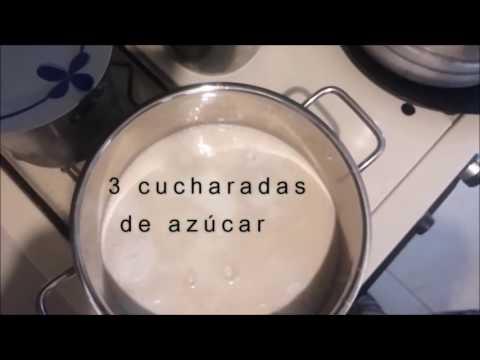 Cómo hacer avena de leche