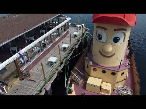 Theodore Tugboat: Where is he now?