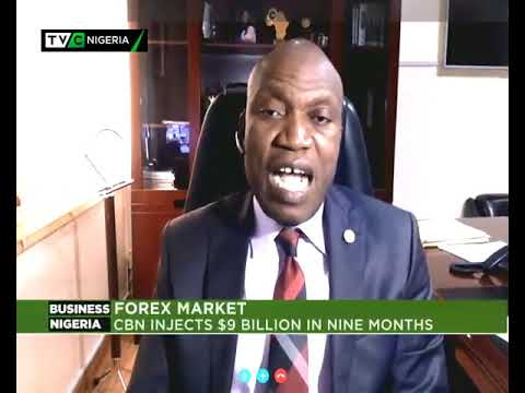 Business Nigeria November 28th | Forex Market : CBN injects $9b in nine months