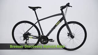 Breezer Discovery Product Video By Performance Bicycle