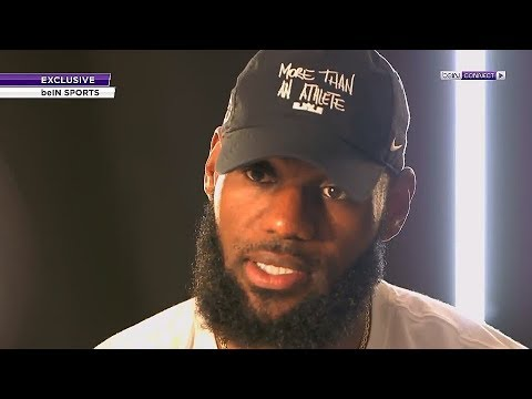 LeBron James Names Top NBA Championship Contenders For 2019 Season and It's Not the Lakers!