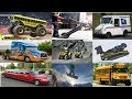 Learn Names of Cars, Transport and Vehicles for Kids | School Bus | Vehicles for Children