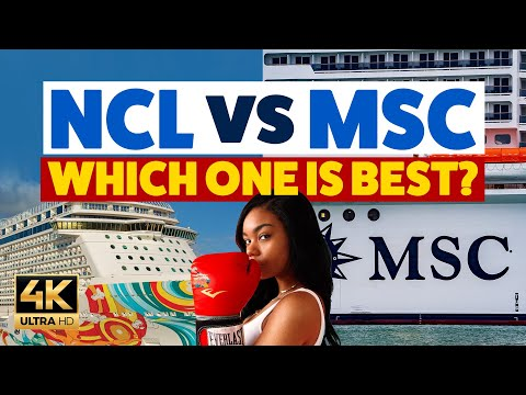 Norwegian Cruise Line Vs MSC Cruises: Which One Is Best?