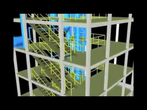 3D Visualization of WKU Institute for Combustion Science
