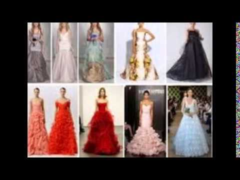 wedding-dresses-with-color