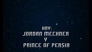 ANÁLISIS CHANATESCOS | JORDAN MECHNER & PRINCE OF PERSIA (PETICIÓN DE @kuke82)
