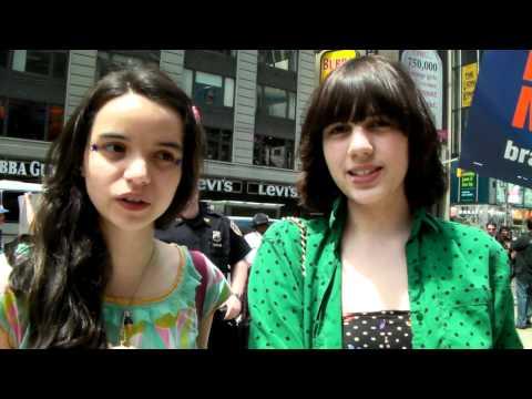 Julia & Rachel from Progressive talk radio