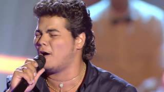 "Raul Gimenez 'Pampran' &quotSolamente Tu"" - Ultimo Asalto - La Voz 2016"