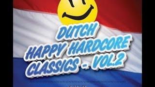 DJ Nrgize - Dutch Happy Hardcore Classics - Vol.2